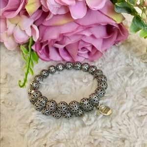 Alex and Ani Vintage Beaded Wrap
